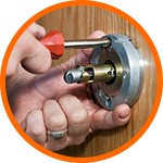 change door lock Plano TX